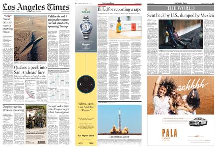 Los Angeles Times – July 26, 2019