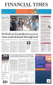 Financial Times Europe - July 13, 2020