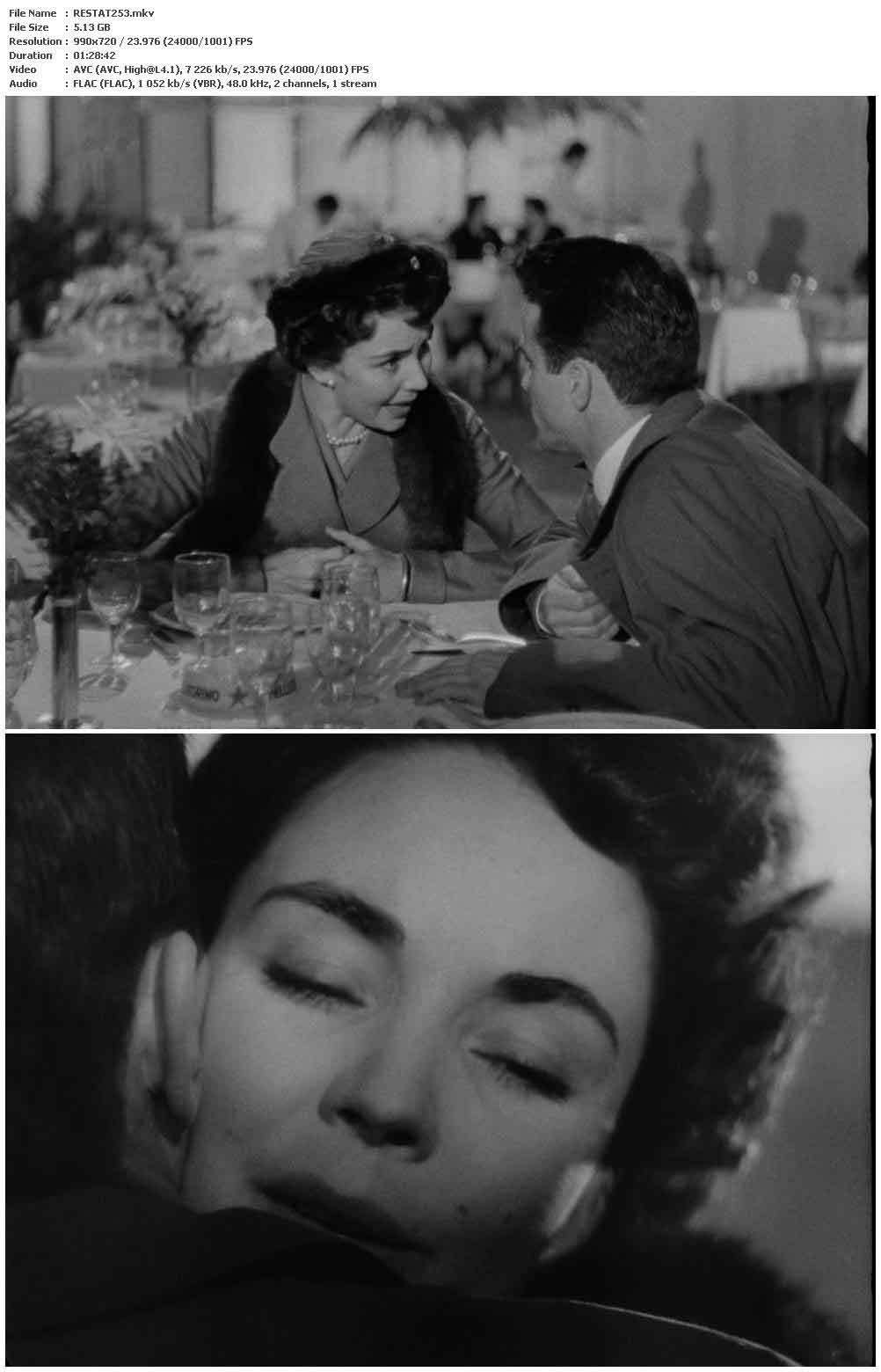 Indiscretion of an American Wife (1953)