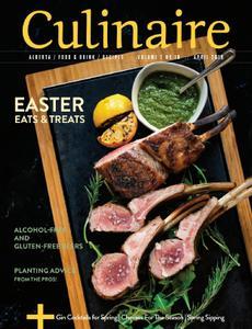 Culinaire Magazine - April 2019