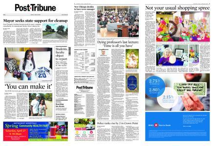 Post-Tribune – April 21, 2019