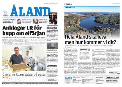 Ålandstidningen – 10 september 2019