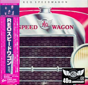 REO Speedwagon - REO Speedwagon (1971) {2011, 40th Anniversary Edition, Remastered, Japan} Repost
