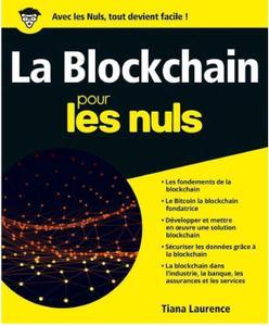 """Tiana Laurence, """"La Blockchain pour les Nuls"""""""