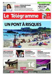 Le Télégramme Landerneau - Lesneven – 21 mai 2020