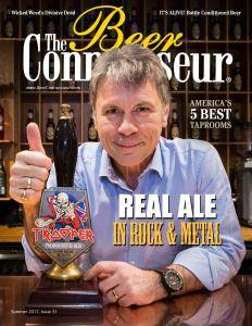 The Beer Connoisseur Magazine - Summer-Jul-Aug 2017