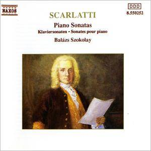 Balazs Szokolay - Domenico Scarlatti: Piano Sonatas (1989)