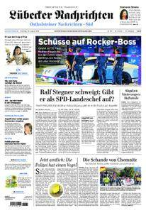 Lübecker Nachrichten Ostholstein Süd - 28. August 2018