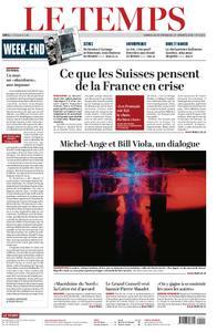 Le Temps - 26 janvier 2019