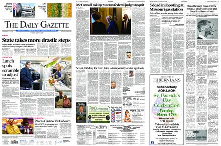 The Daily Gazette – March 17, 2020