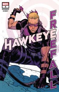 Hawkeye-Freefall 005 2020 Digital Zone