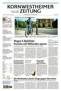 Kornwestheimer Zeitung - 11. August 2018