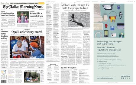 The Dallas Morning News – June 20, 2021