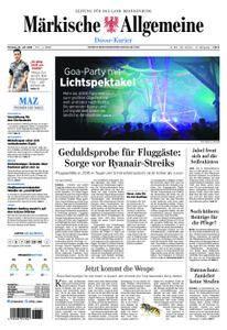 Märkische Allgemeine Dosse Kurier - 23. Juli 2018