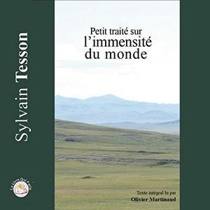 """Sylvain Tesson, """"Petit traité sur l'immensité du monde"""""""