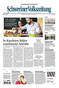 Schweriner Volkszeitung Hagenower Kreisblatt - 23. Juli 2018
