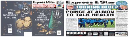Express and Star Sandwell Edition – November 29, 2019
