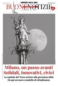 Corriere della Sera Buone Notizie – 01 ottobre 2019