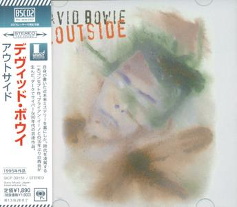 David Bowie - 1. Outside (The Nathan Adler Diaries: A Hyper Cycle) (1995) [Japanese Blu-spec CD2]