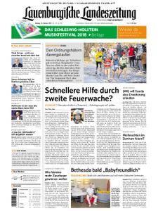 Lauenburgische Landeszeitung - 19. Februar 2018