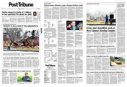 Post-Tribune – April 03, 2018