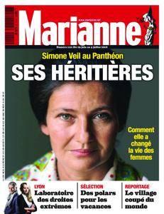 Marianne - 29 juin 2018
