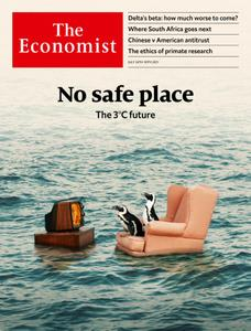 The Economist Continental Europe Edition - July 24, 2021