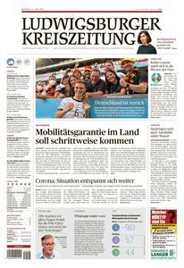 Ludwigsburger Kreiszeitung LKZ - 21 Juni 2021