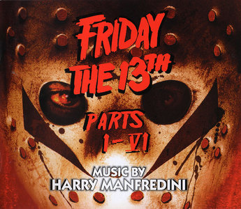 Harry Manfredini - Friday the 13th: Parts I-VI (2012) Limited Edition 6 CD Box Set [Re-Up]