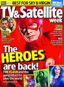 TV & Satellite Week - 14 October 2017