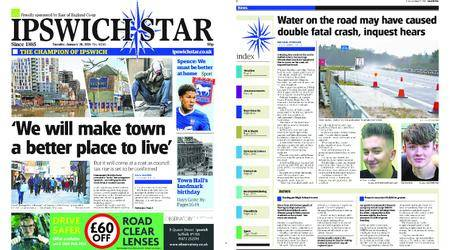 Ipswich Star – January 30, 2018