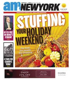 AM New York - November 21, 2018