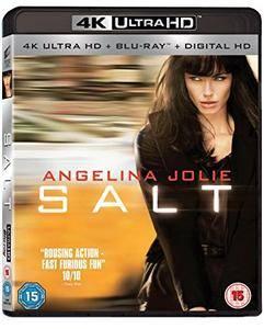 Salt (2010) 4K