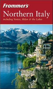 Frommer's Northern Italy (with Venice, Milan & the Lakes) [REPOST]