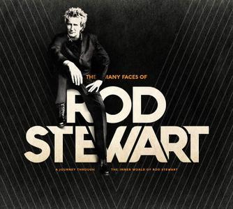 VA - The Many Faces Of Rod Stewart (2017)