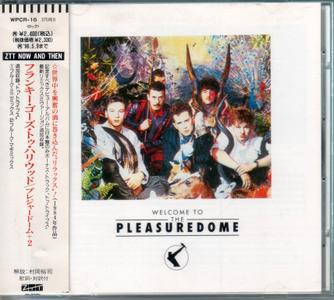 Frankie Goes To Hollywood - Welcome To The Pleasuredome (1984) {1994, Japanese Reissue}