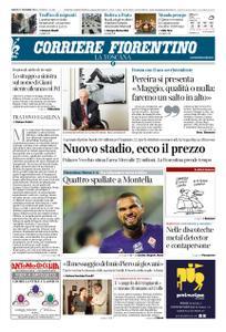 Corriere Fiorentino La Toscana – 21 dicembre 2019