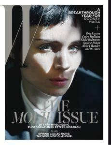 W Magazine - February 2016