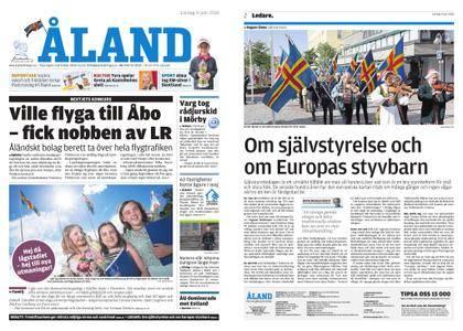 Ålandstidningen – 09 juni 2018