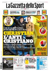 La Gazzetta dello Sport Roma – 01 febbraio 2020