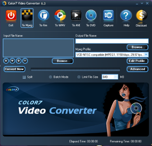 Color7 Video Converter ver. 6.3