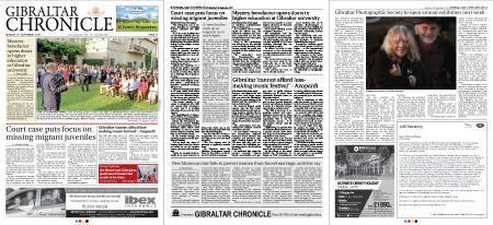 Gibraltar Chronicle – 17 September 2018