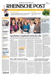 Rheinische Post – 22. November 2018