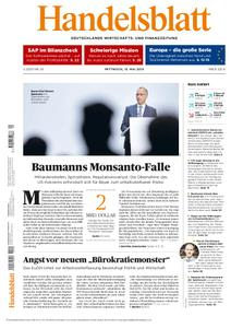 Handelsblatt - 15. Mai 2019