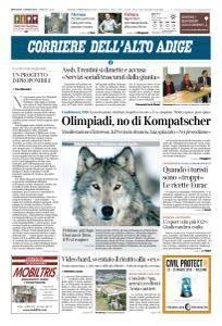 Corriere dell'Alto Adige - 14 Marzo 2018