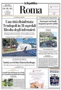 la Repubblica Roma - 26 Febbraio 2020