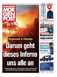 Hamburger Morgenpost – 24. August 2019