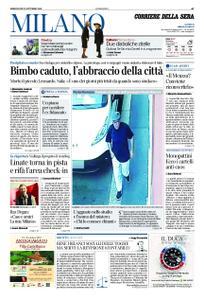 Corriere della Sera Milano – 23 ottobre 2019