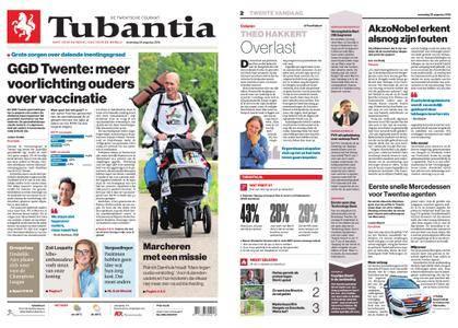 Tubantia - Enschede – 29 augustus 2018
