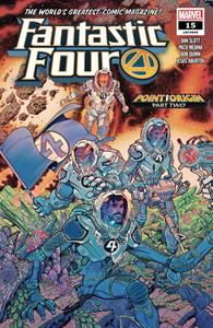Fantastic Four 015 2019 Digital Zone
